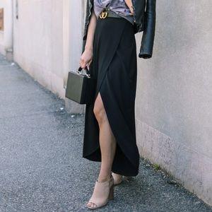 🆕 Express Wrap Skirt